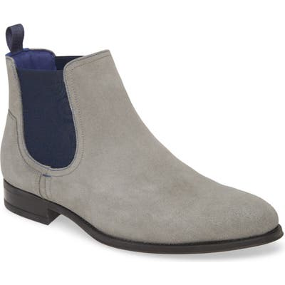 Ted Baker London Travord Chelsea Boot, Grey