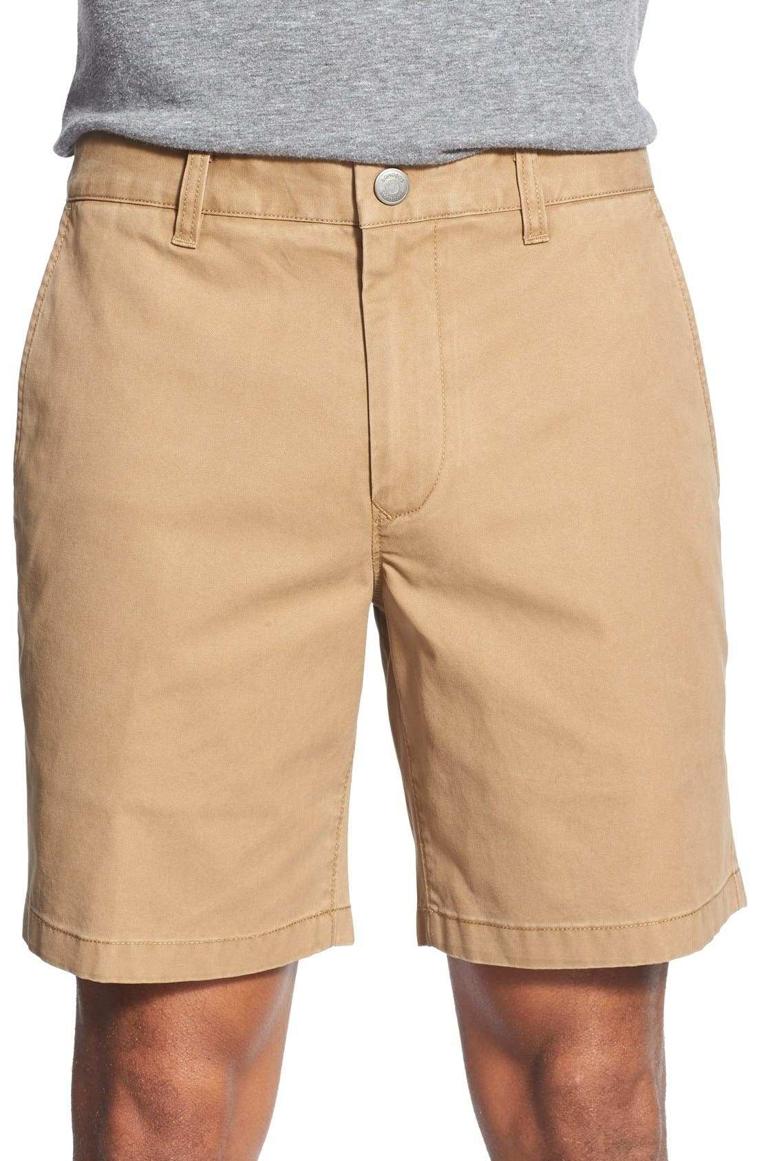 ,                             Washed Chino Shorts,                             Main thumbnail 26, color,                             200