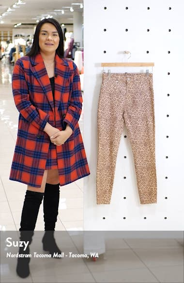 The High Waist Ankle Skinny Jeans, sales video thumbnail