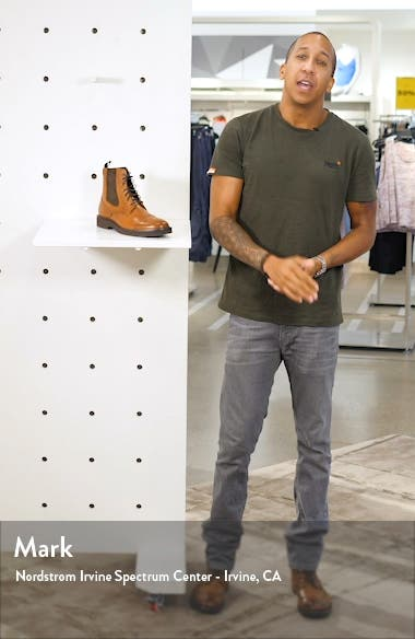 Kinley Cap Toe Boot, sales video thumbnail