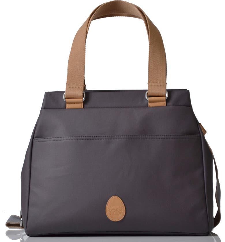 PACAPOD 'Richmond' Diaper Bag, Main, color, SLATE