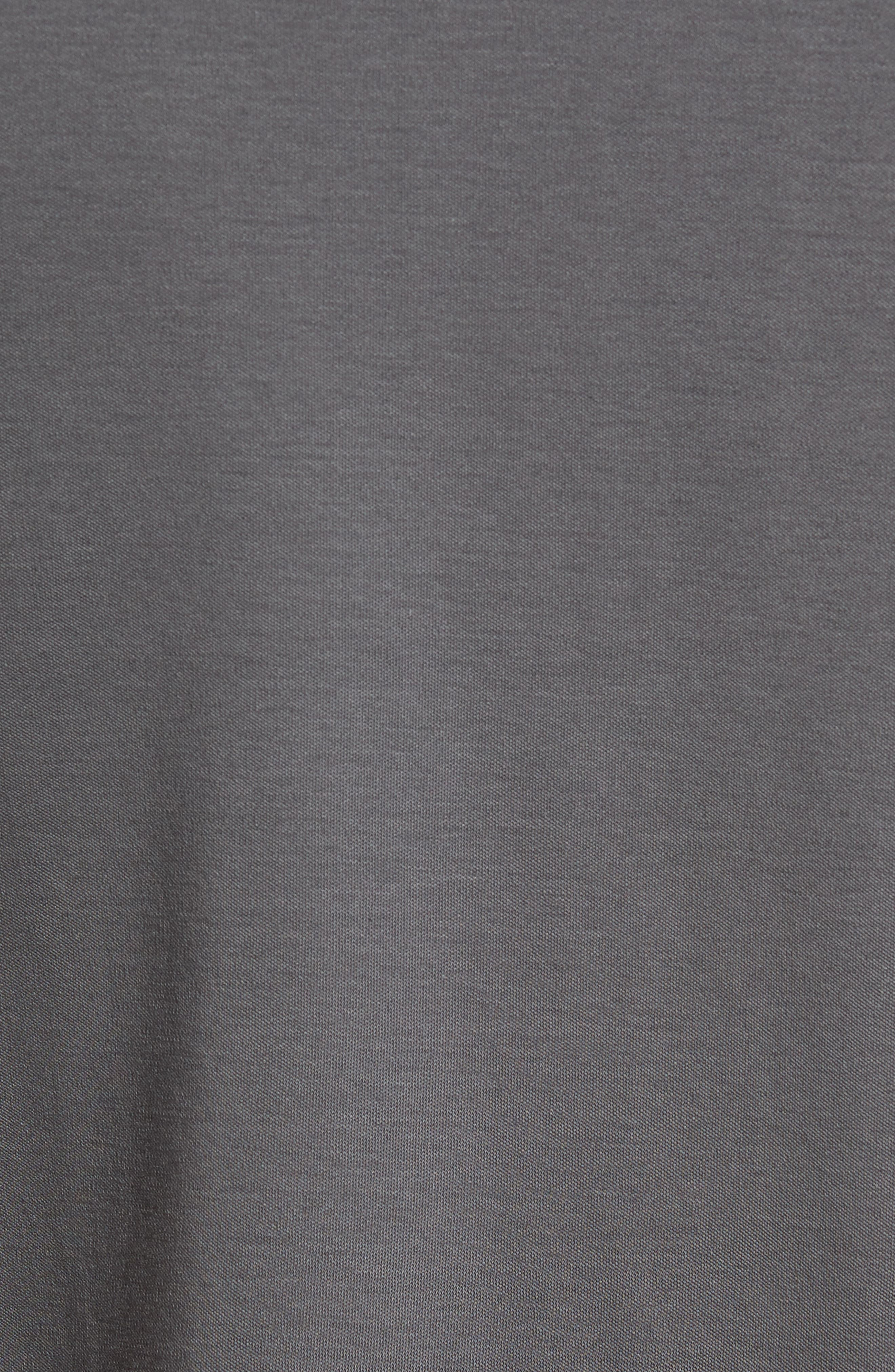 ,                             Georgia Regular Fit V-Neck T-Shirt,                             Alternate thumbnail 5, color,                             IRON
