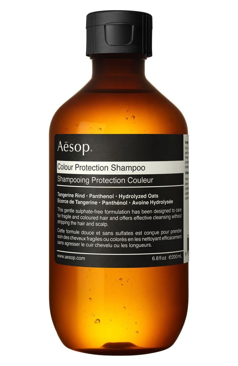 AESOP Colour Protection Shampoo, Main, color, NO COLOR
