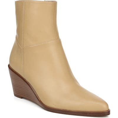 Vince Mavis Wedge Bootie- Brown