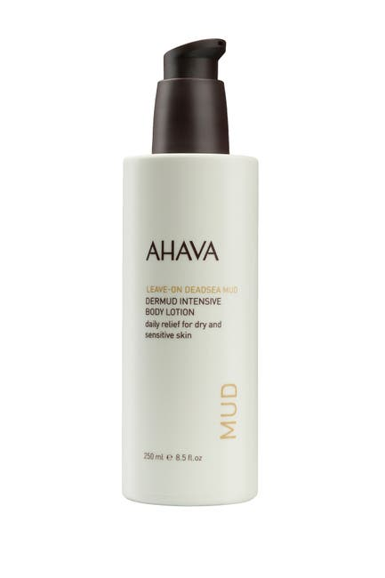 Image of AHAVA Dead Sea Dermud Intensive Body Lotion - 250ml
