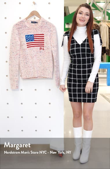 Flag Wool Sweater, sales video thumbnail