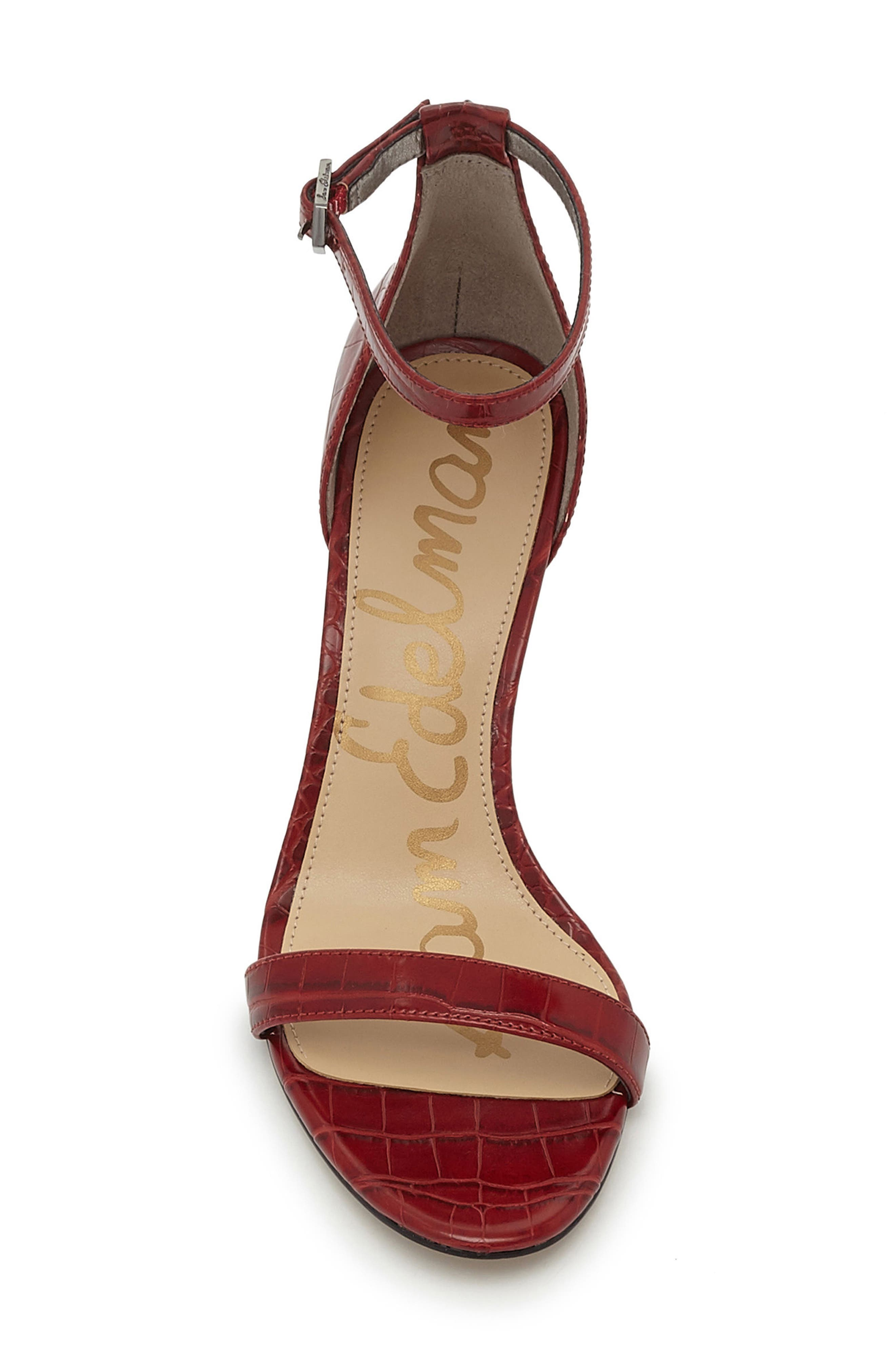 ,                             'Patti' Ankle Strap Sandal,                             Alternate thumbnail 112, color,                             602