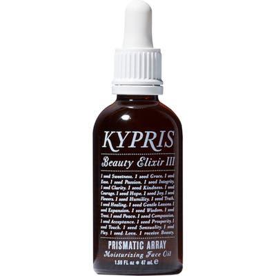 Kypris Beauty Elixir Iii: Prismatic Array Moisturizing Face Oil