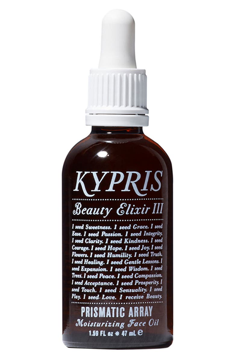 KYPRIS Beauty Elixir III Prismatic Array Moisturizing Face Oil