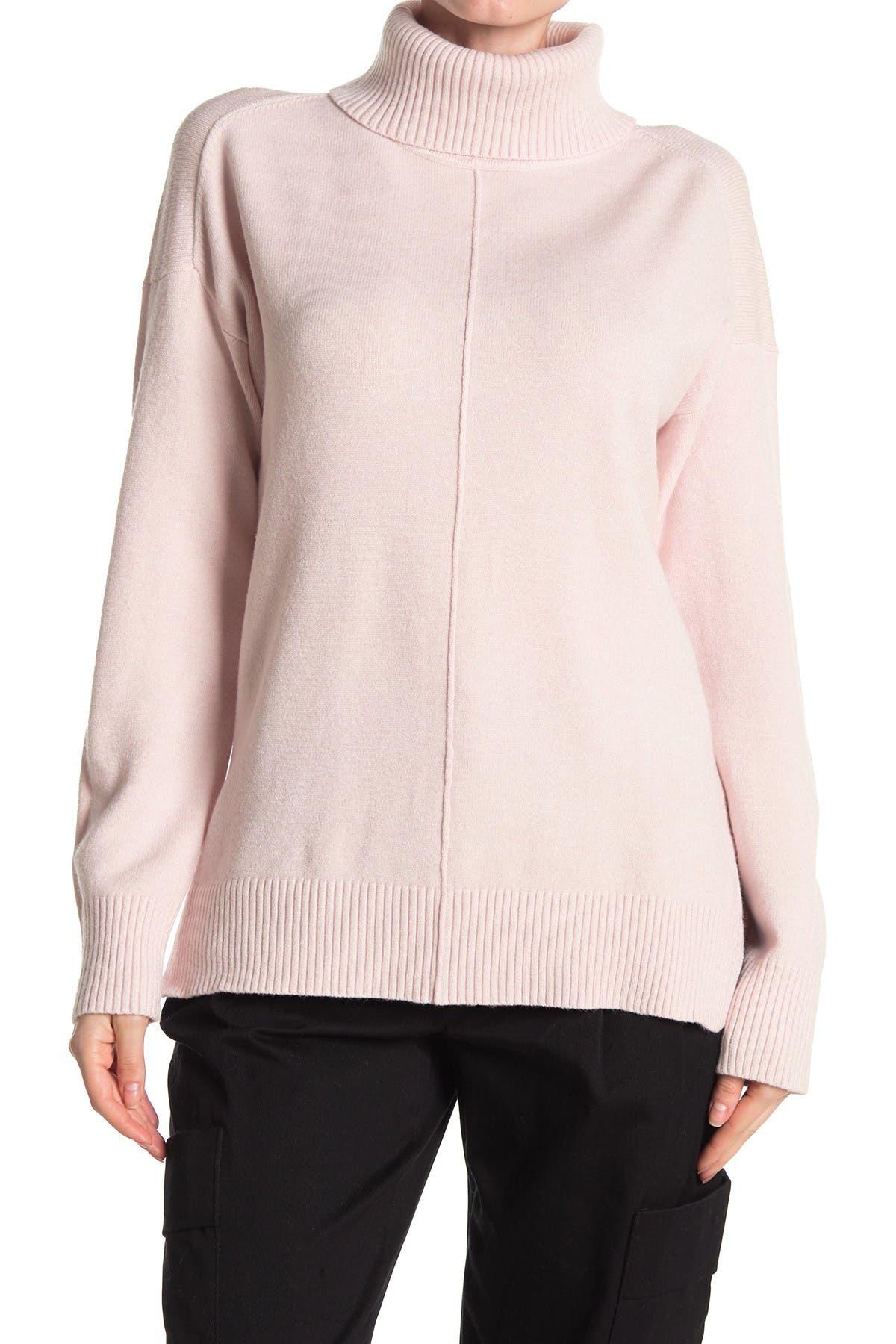 Image of Cyrus Turtleneck Dolman Sweater