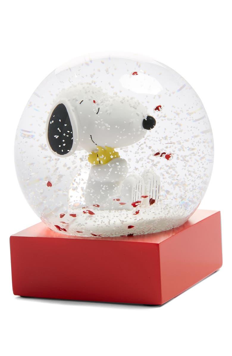 COOLSNOWGLOBES x Peanuts<sup>®</sup> Snoopy Hug Snow Globe, Main, color, 001