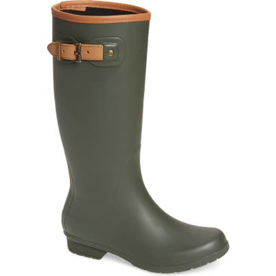 Chooka City Tall Rain Boot, Green