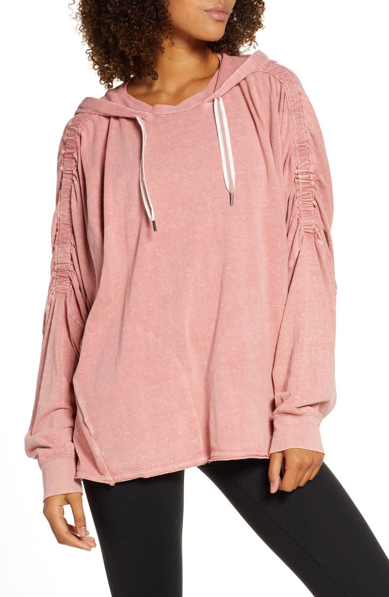 FREE PEOPLE FP MOVEMENT Cayuga Hooded Sweatshirt, Main, color, 600