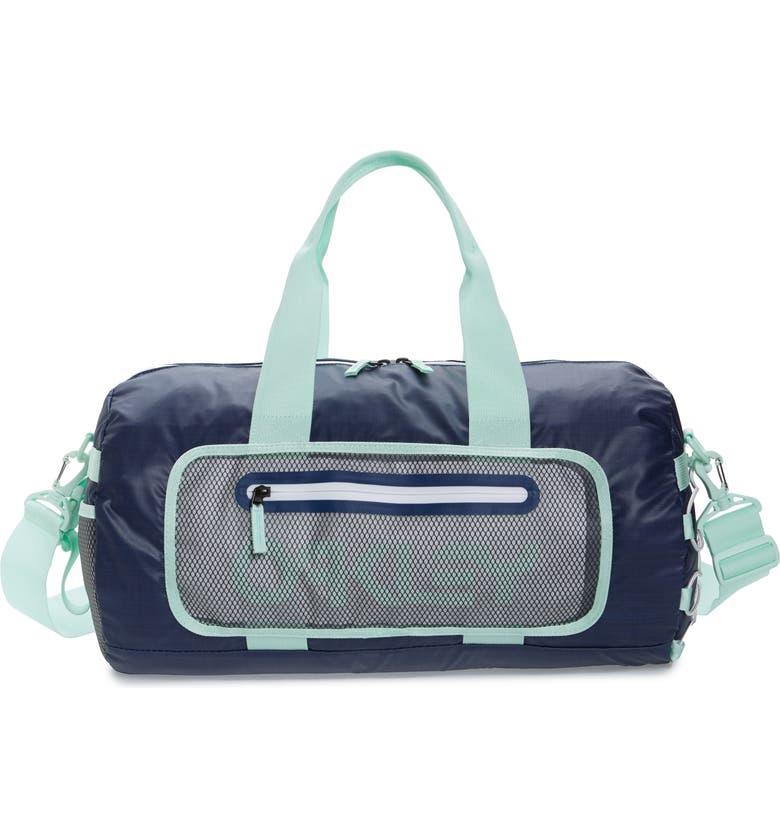 OAKLEY 90s Duffle Bag, Main, color, DARK BLUE