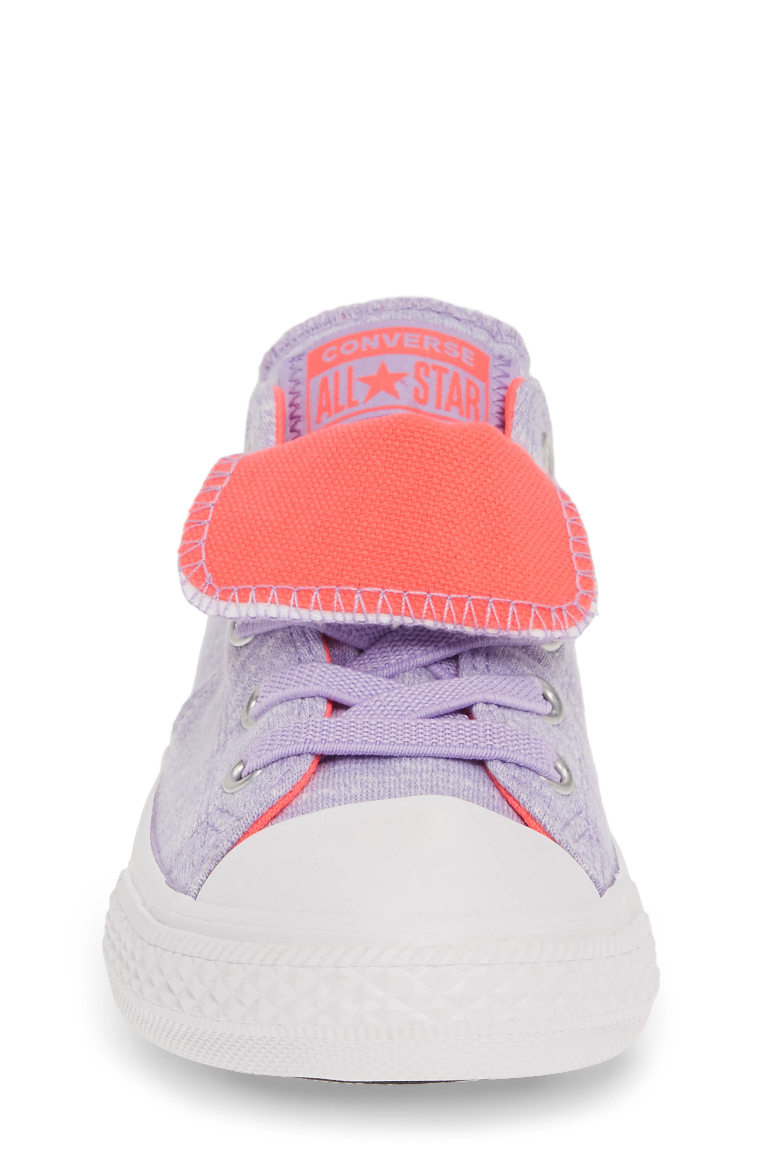 ,                             Chuck Taylor<sup>®</sup> All Star<sup>®</sup> Maddie Double Tongue Sneaker,                             Alternate thumbnail 28, color,                             506