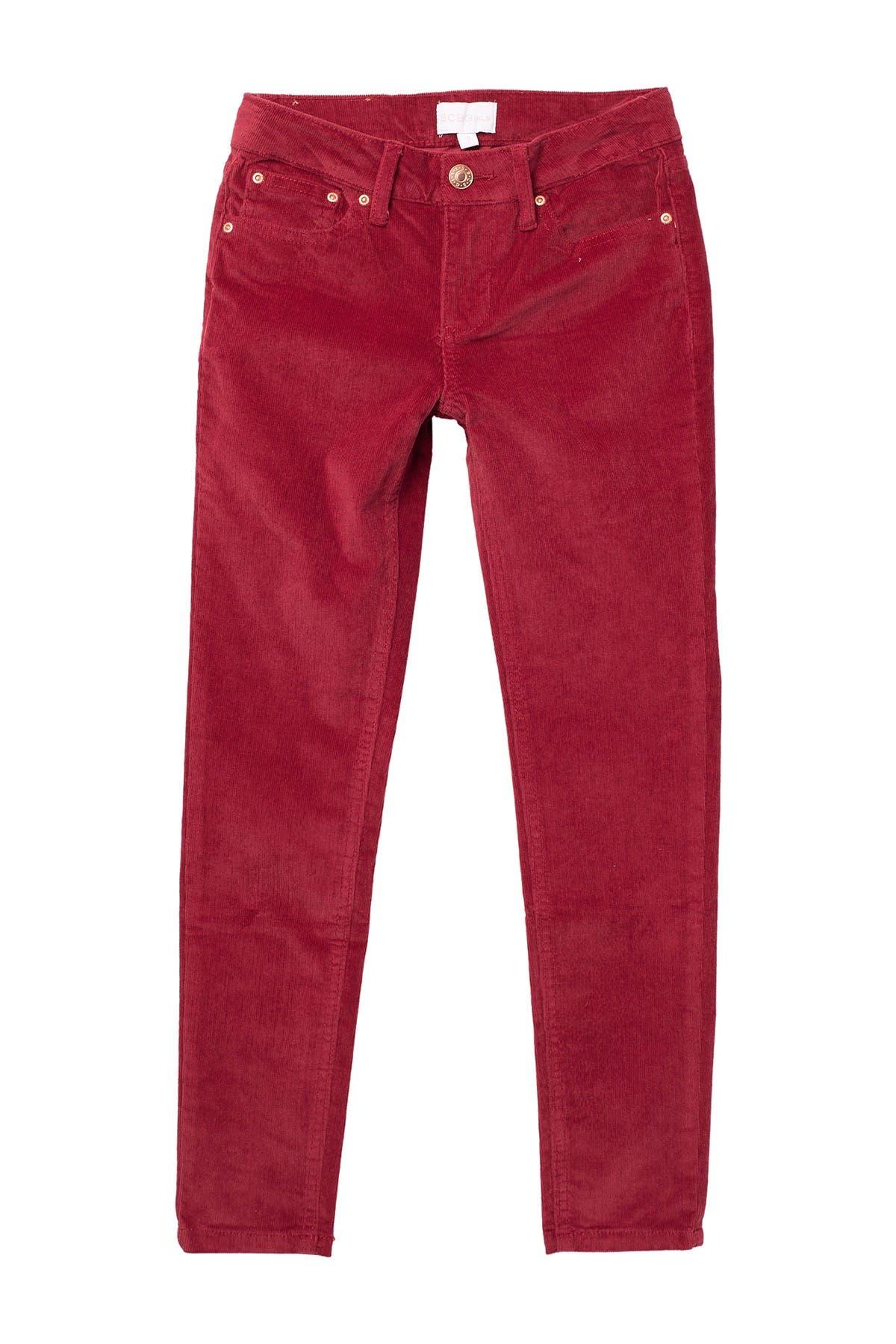 Image of BCBGirls Corduroy Pants