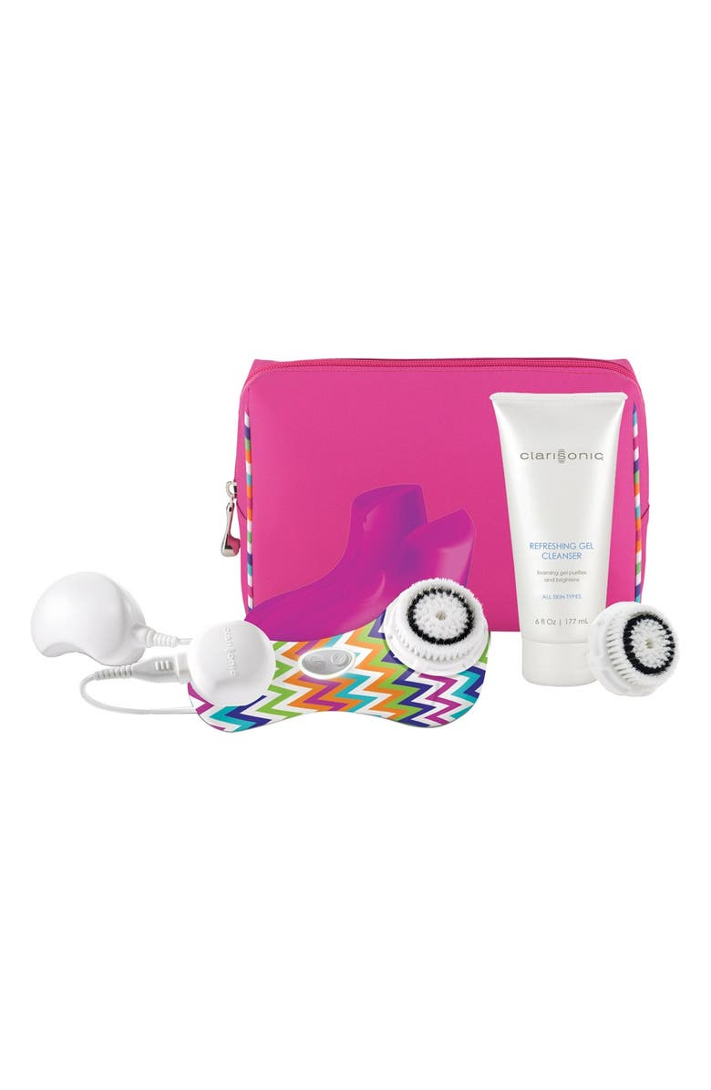 CLARISONIC 'The Oasis Collection - Mia 2' St. Tropez Sonic Skin Cleansing System, Main, color, 500