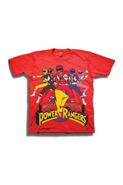 Image of FREEZE Power Rangers Mighty Morphin Tee