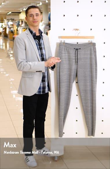 Tech Sweater Knit Jogger Pants, sales video thumbnail