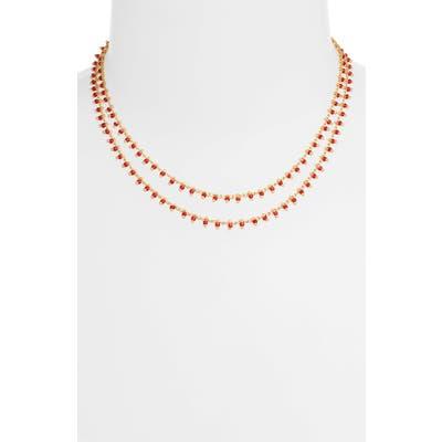 Madewell Beadlink Choker Necklace