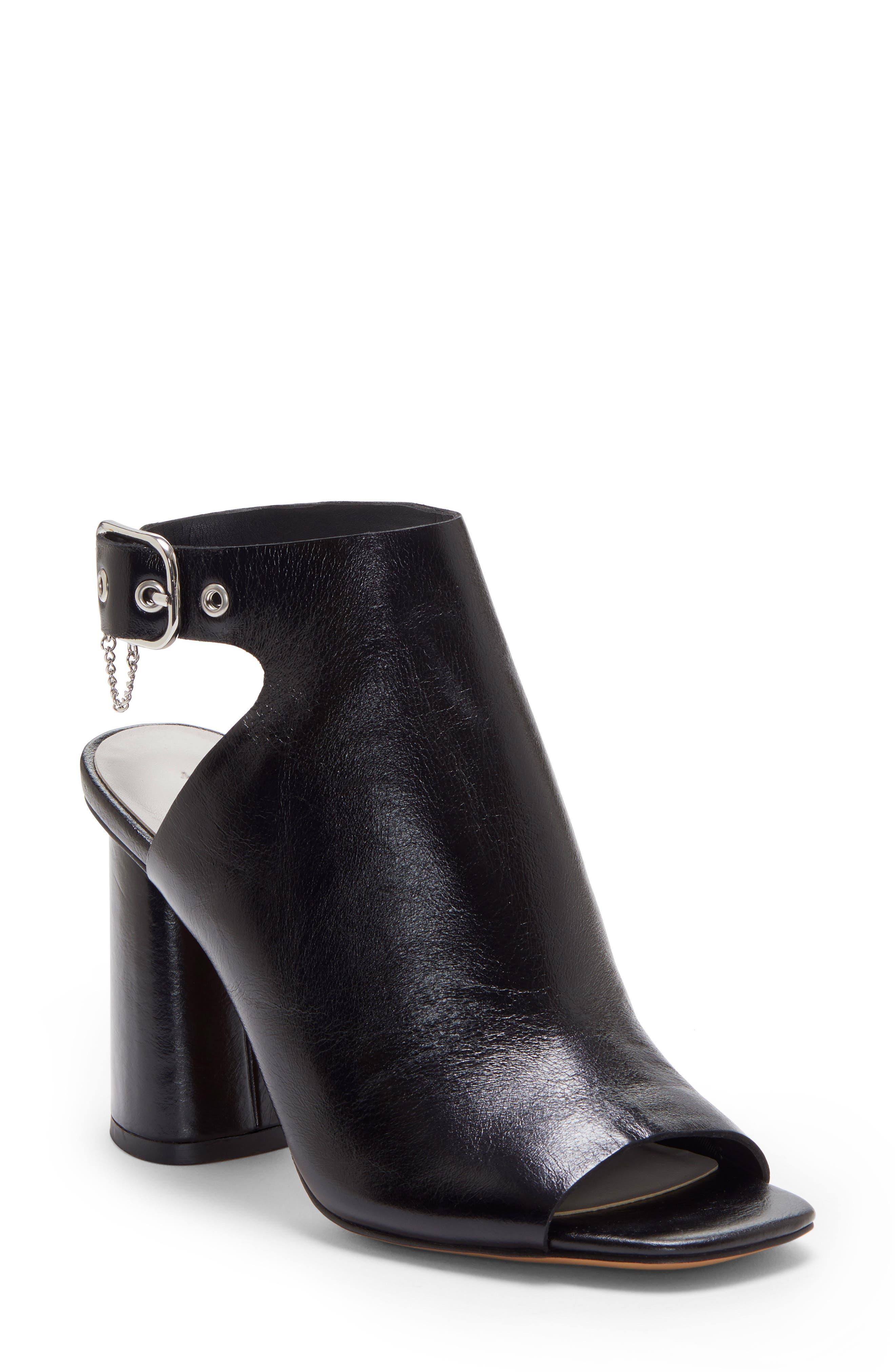 1.state Ilan Ankle Strap Sandal- Black