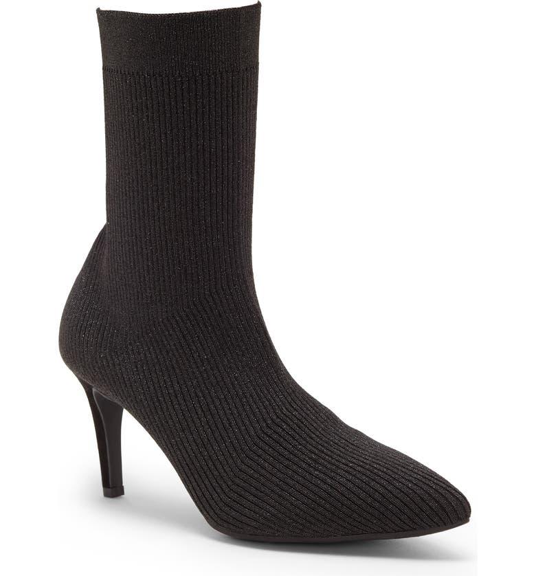 VINCE CAMUTO Roreeta Sock Boot, Main, color, 001