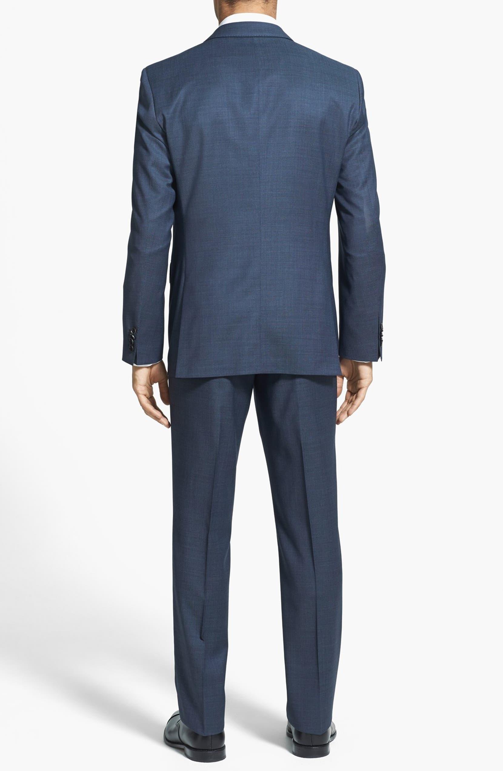 de5c7a182 BOSS HUGO BOSS 'James/Sharp' Trim Fit Wool Suit | Nordstrom