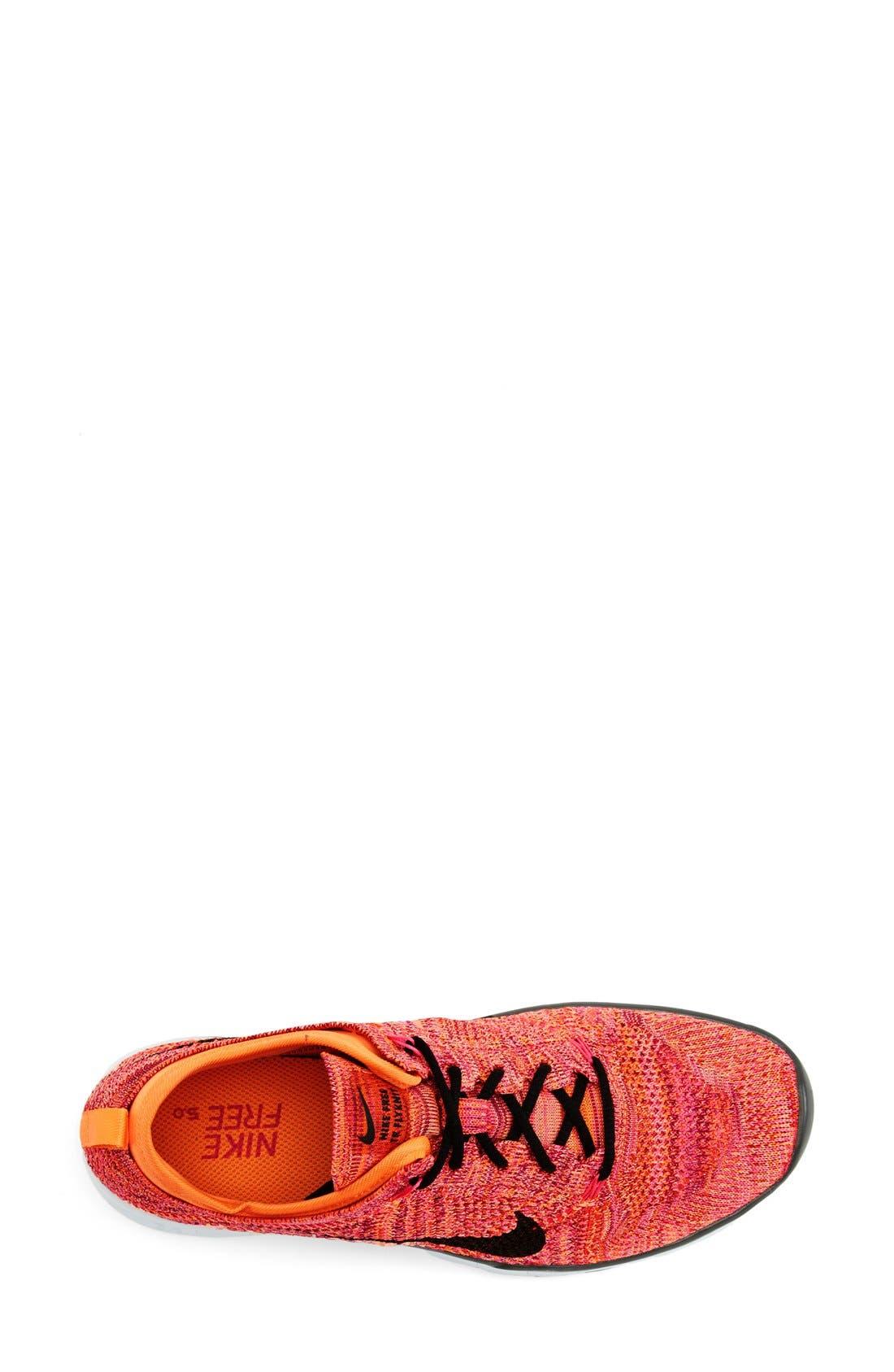 ,                             'Free Flyknit 5.0 TR' Training Shoe,                             Alternate thumbnail 58, color,                             800