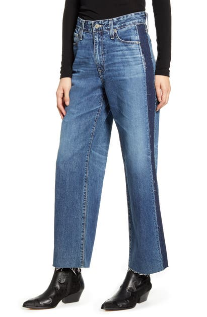 Ag Jeans THE TOMAS HIGH WAIST WIDE LEG JEANS