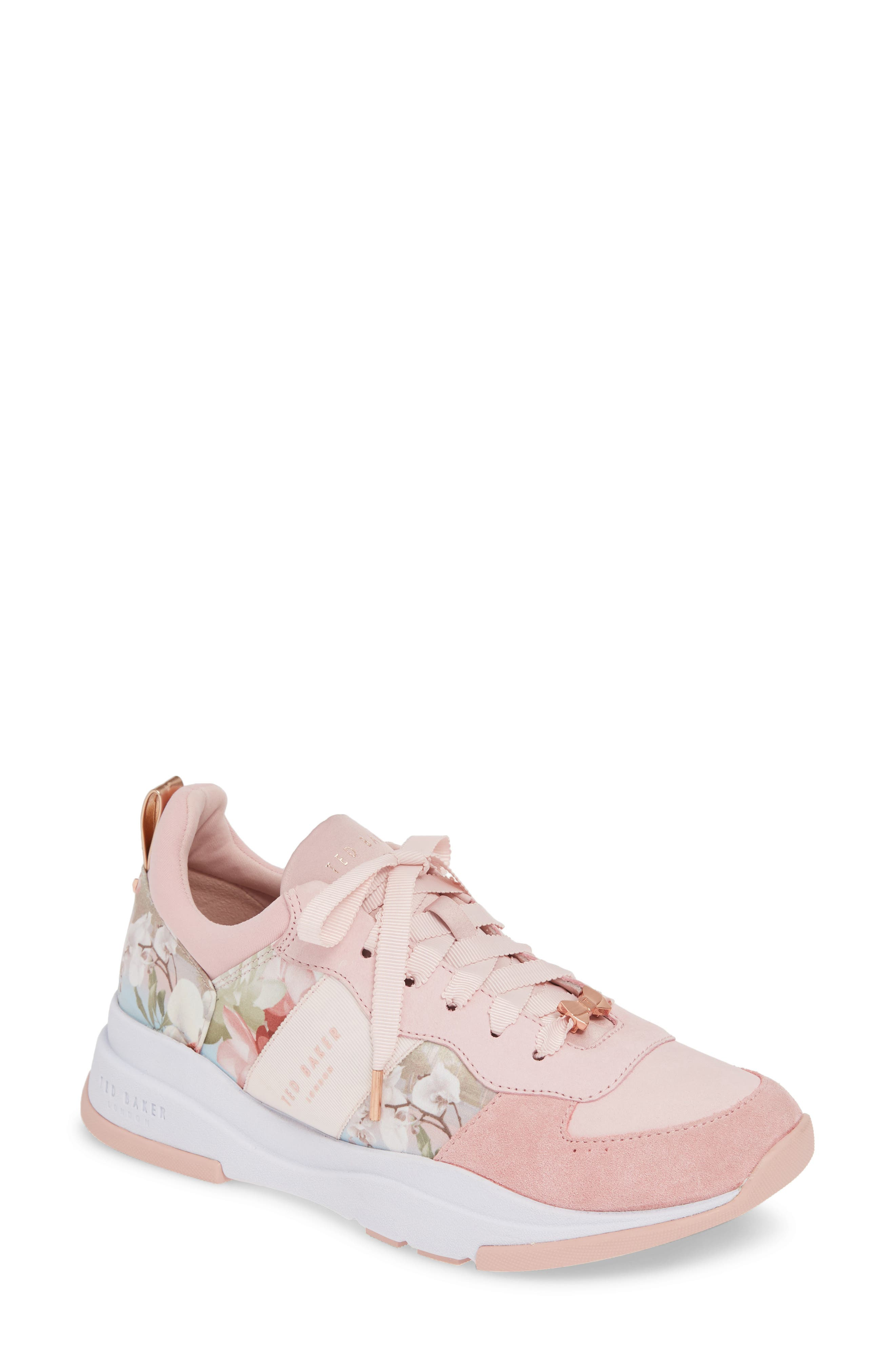 Ted Baker London Waverdi Sneaker - Pink