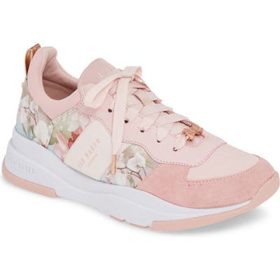 Ted Baker London Waverdi Sneaker - Pink