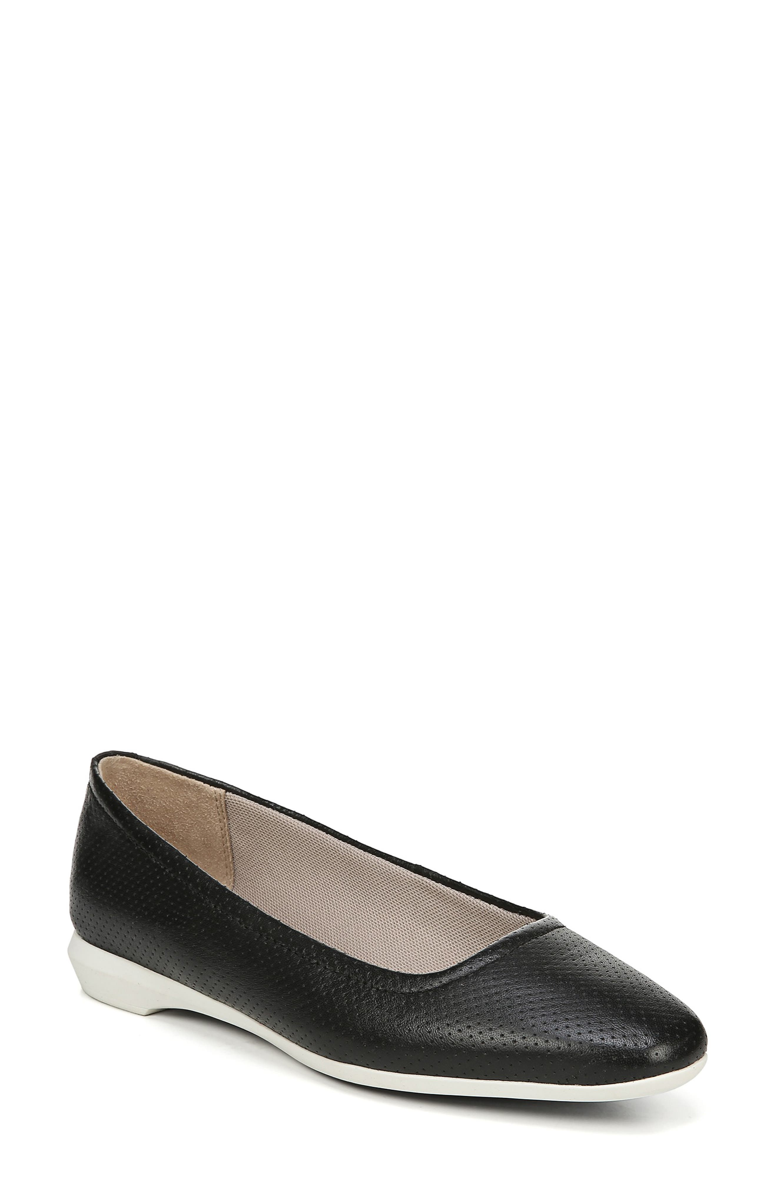 Naturalizer Alya Flat- Black