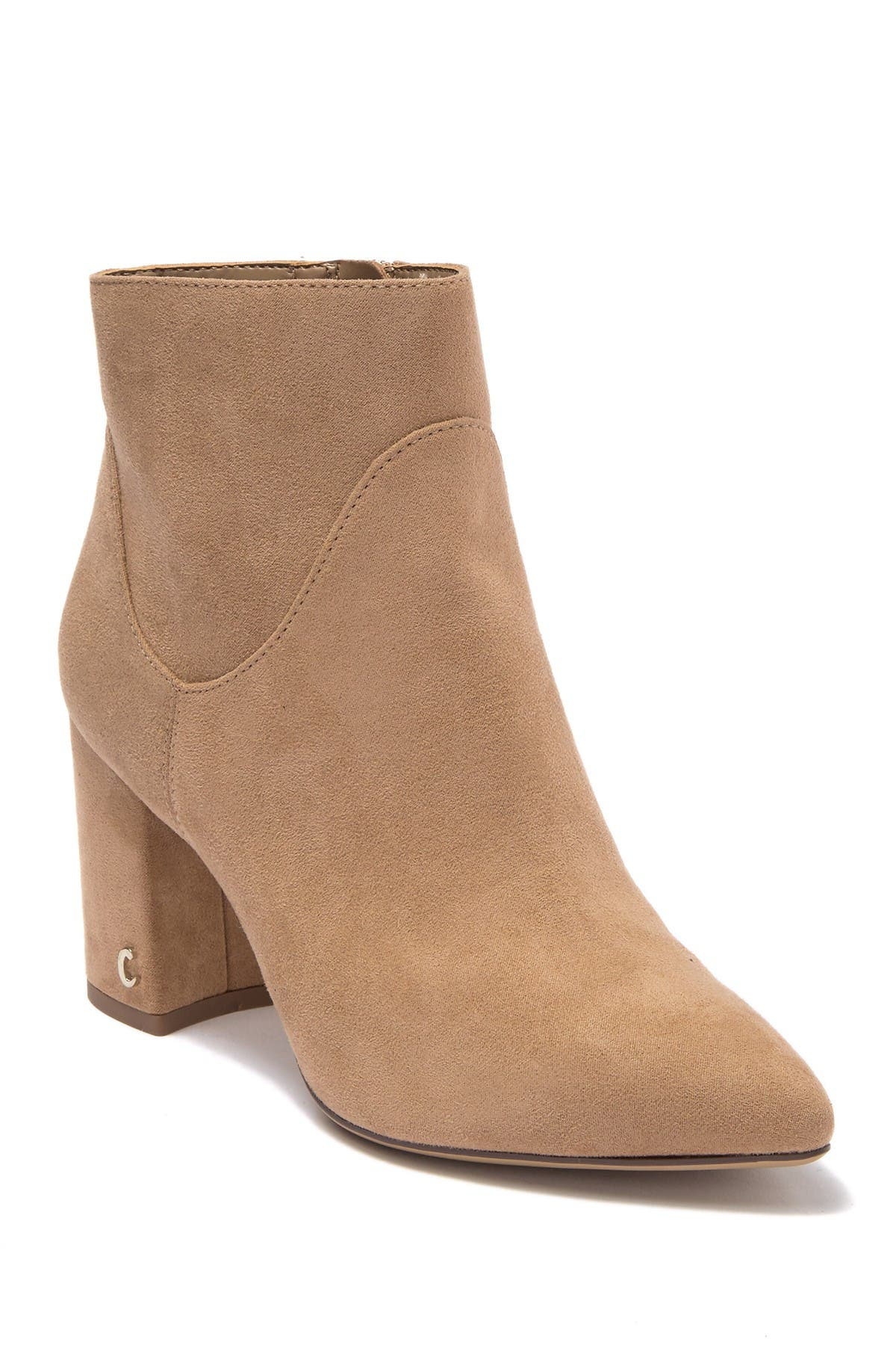 Image of CIRCUS BY SAM EDELMAN Hadden Block Heel Ankle Boot