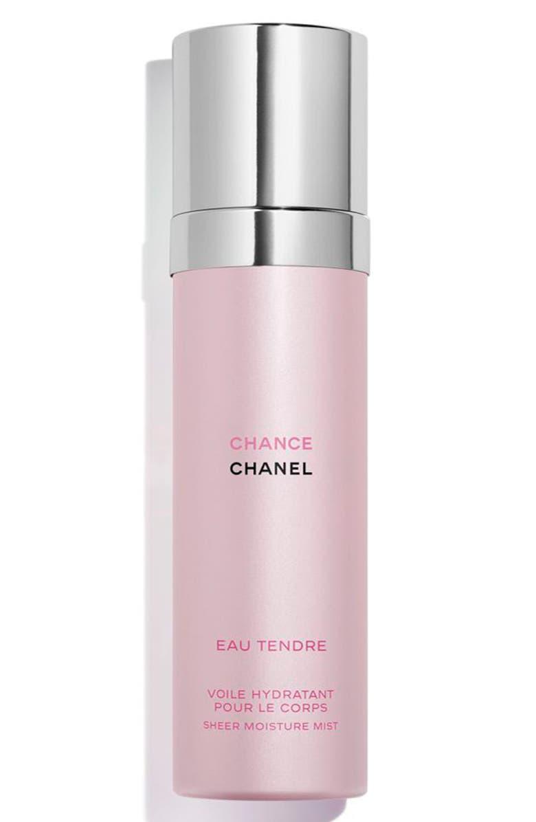 CHANEL CHANCE EAU TENDRE <br />Sheer Moisture Mist, Main, color, NO COLOR