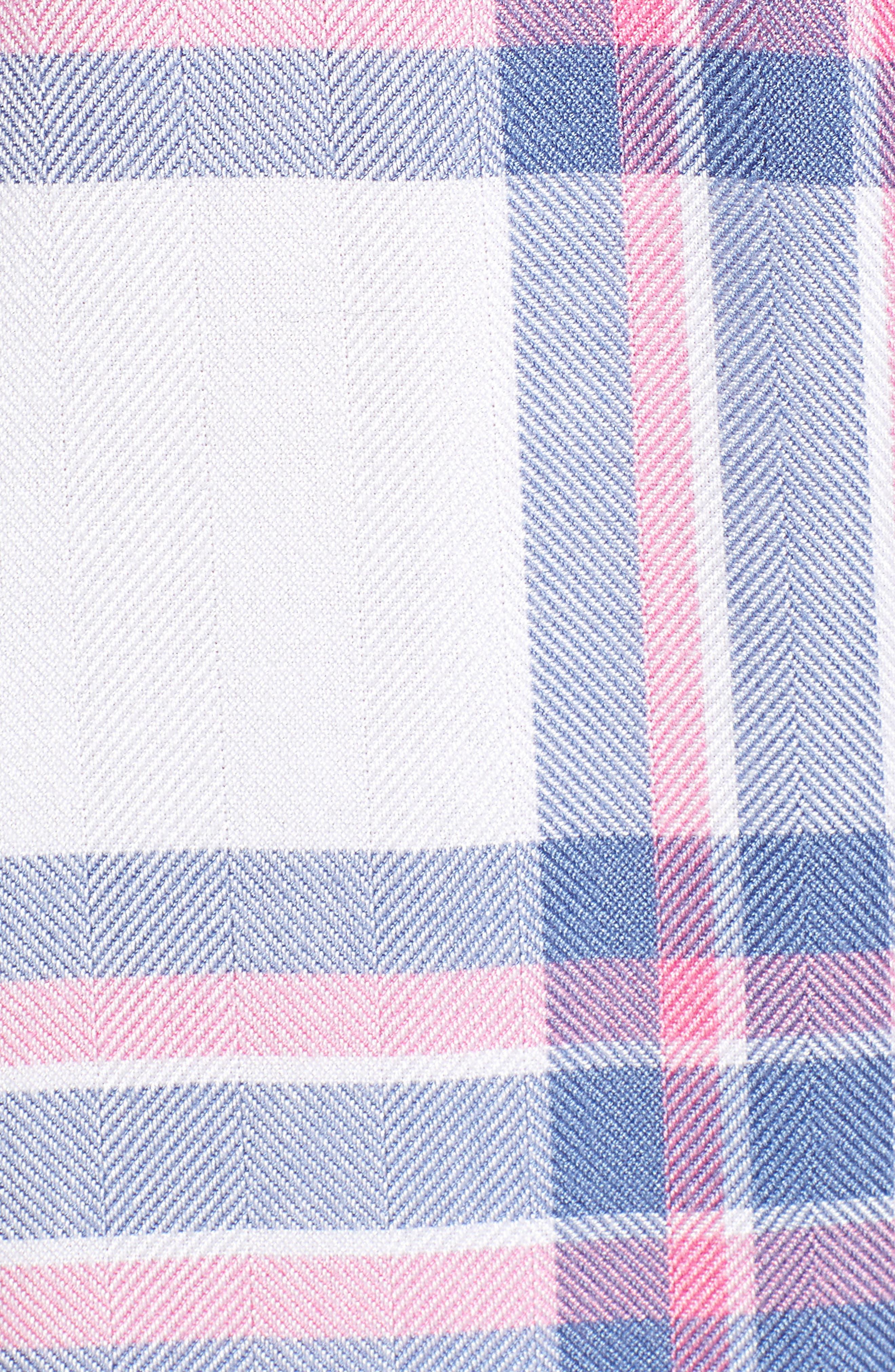 ,                             Hunter Plaid Shirt,                             Alternate thumbnail 77, color,                             114