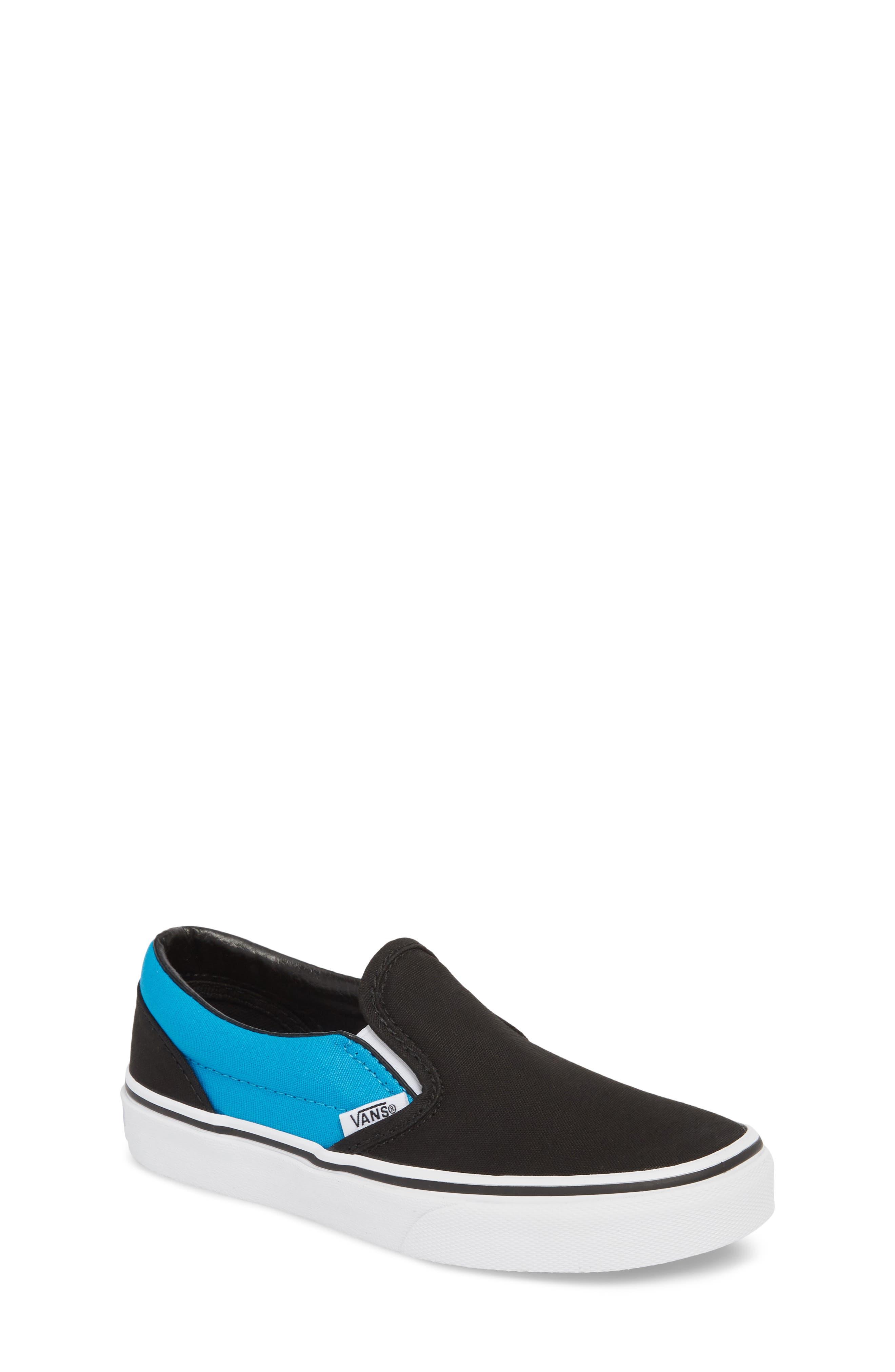 Toddler Vans Classic SlipOn Size 11 M  Black