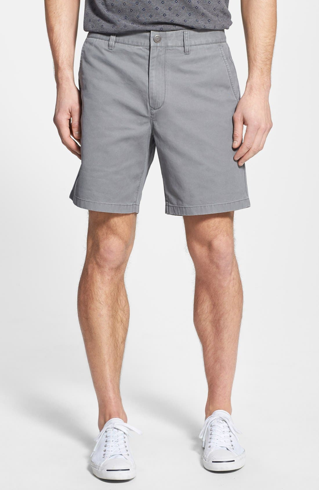 ,                             Washed Chino Shorts,                             Alternate thumbnail 12, color,                             020