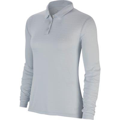 Nike Dri-Fit Long Sleeve Golf Polo