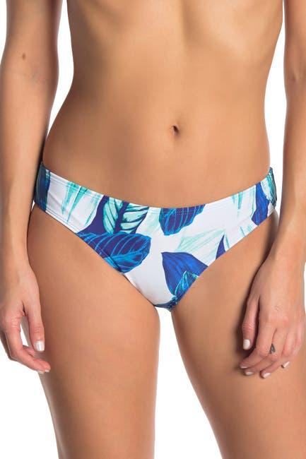 Image of Rachel Rachel Roy Oahu Palm Print Scoop Bikini Bottoms