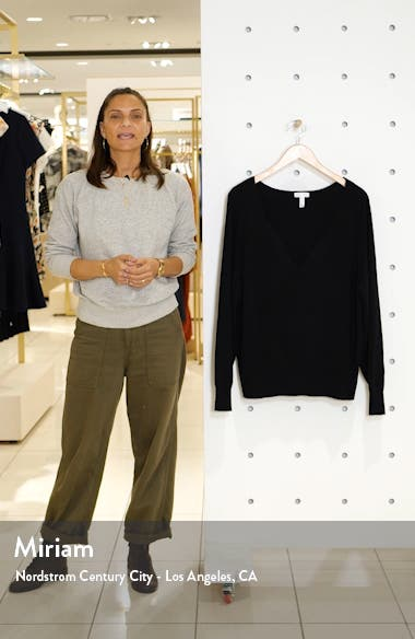 Shaped Neck Sweater, sales video thumbnail