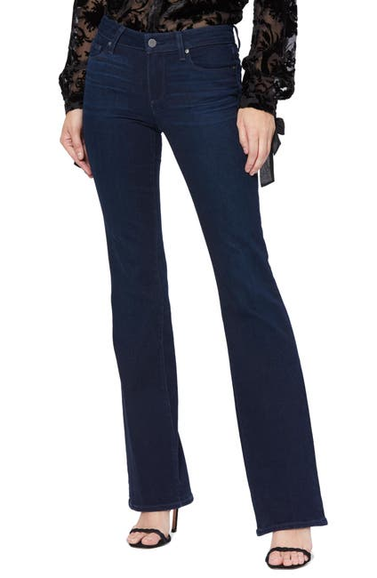 Image of PAIGE Transcend Skyline Bootcut Jeans