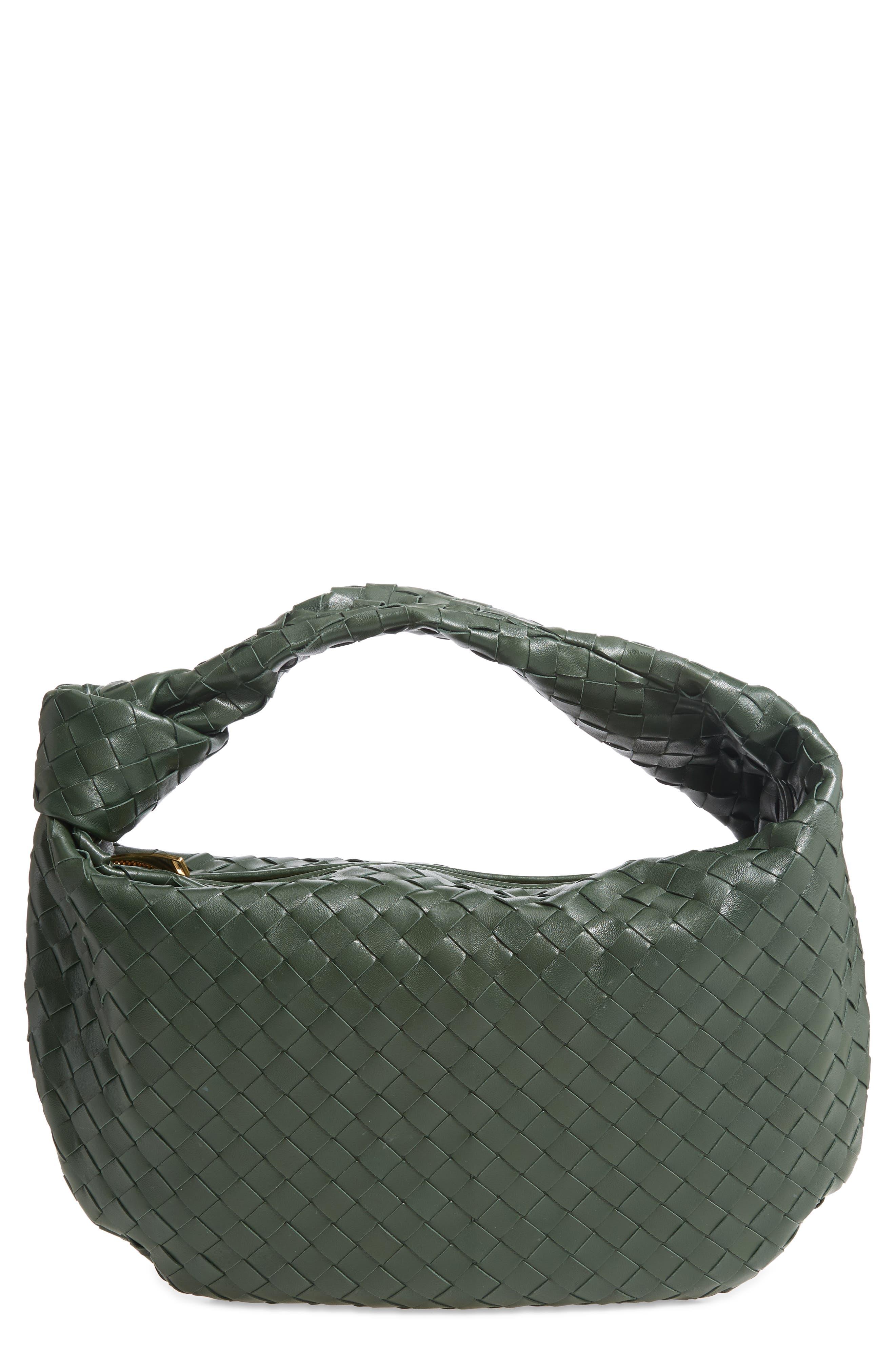 Bottega Veneta BV Jodie Leather Hobo Bag   Nordstrom