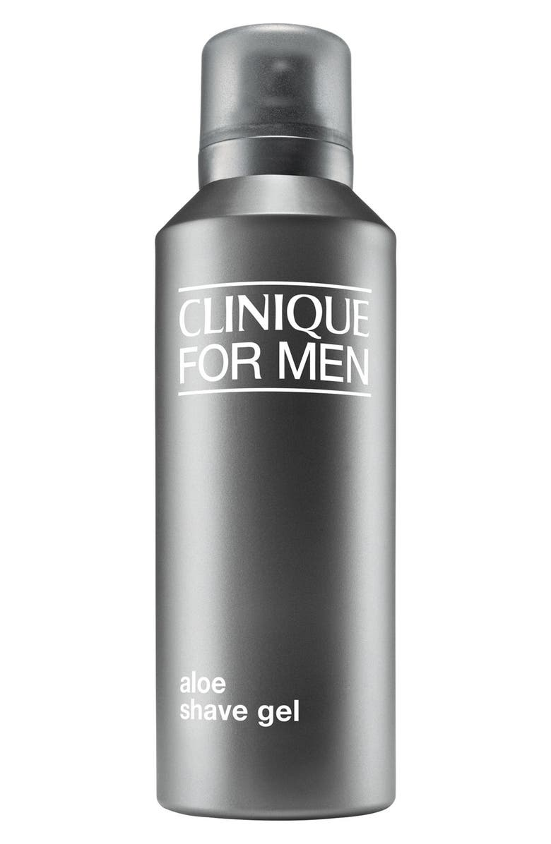 CLINIQUE for Men Aloe Shave Gel, Main, color, NO COLOR