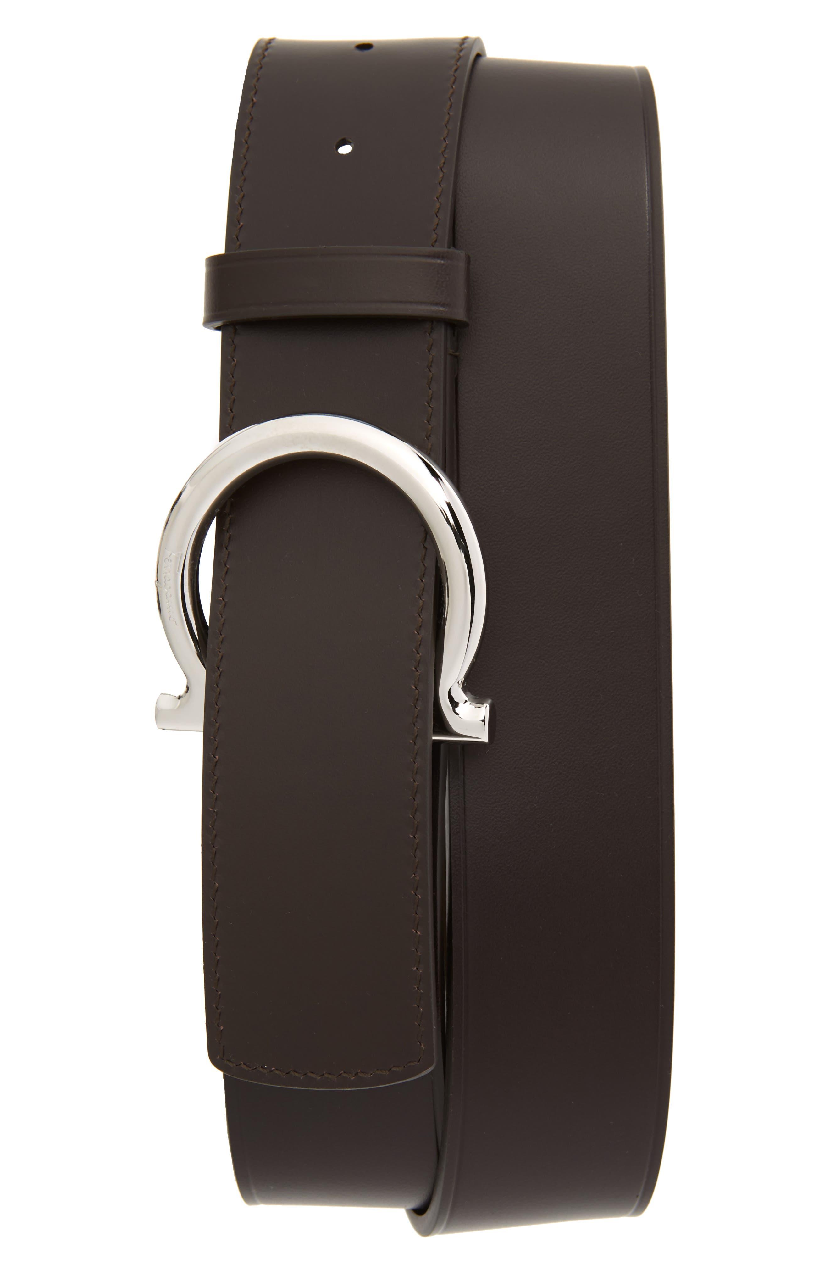 Salvatore Ferragamo Belt Leather Belt