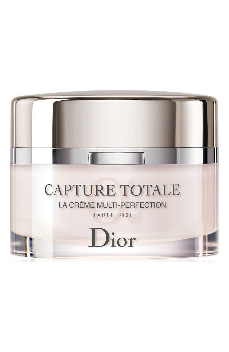 DIOR Capture Totale Multi-Perfection Crème Rich Texture, Main, color, 000