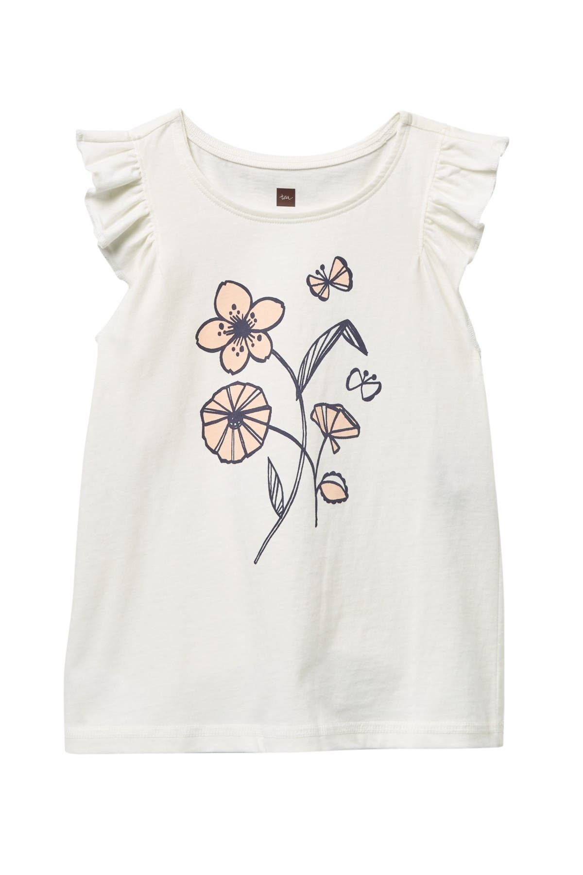 Image of Tea Collection Post Baby Graphic Tee