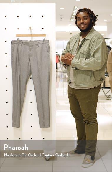 Flat Front Stretch Chino Pants, sales video thumbnail