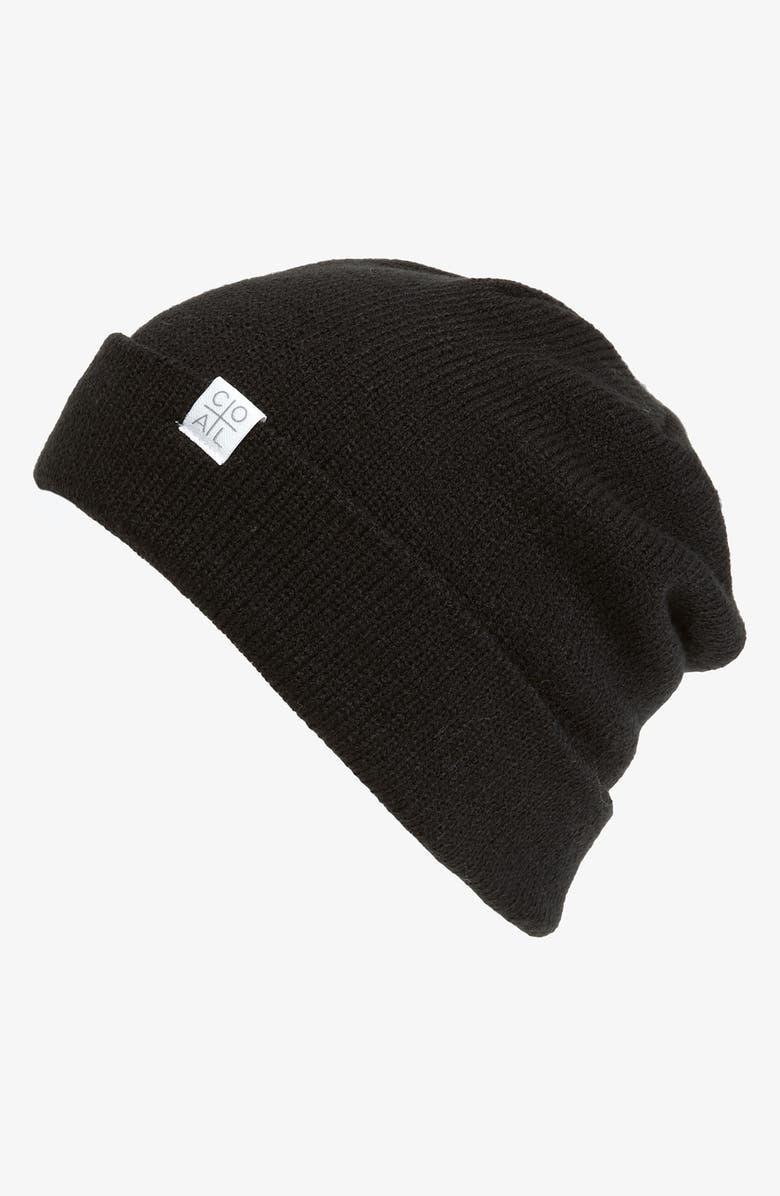 COAL Knit Cap, Main, color, 001