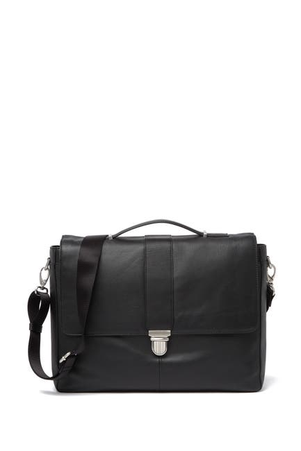 Image of Cole Haan Leather Briefcase