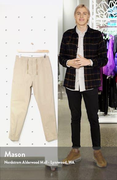Phil Ankle Drawstring Pants, sales video thumbnail